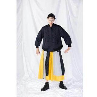 ENFOLD - enfold エンフォルド  ロングスカート  レイヤードデザインスカート