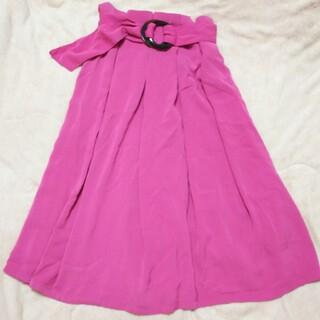 シマムラ(しまむら)のしまむら♡フレアスカート♡Mサイズ(ひざ丈スカート)