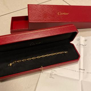 Cartier - カルティエ cartier YG ブレスレット スパルタカス チェーン