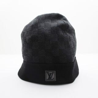 ルイヴィトン(LOUIS VUITTON)のルイヴィトン ニット帽 ダミエグラフィット(ニット帽/ビーニー)