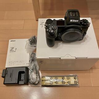 Nikon - Nikon Z7 ボディ