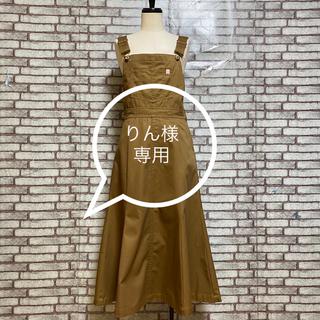 UNIVERSAL OVERALL ジャンパースカート(その他)