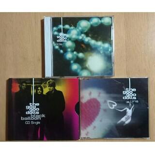 グーグードールズ シングルCD 3枚(ポップス/ロック(洋楽))