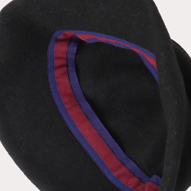 Vivienne Westwood(ヴィヴィアンウエストウッド)のviviennewestwood バスククロッシェハット レディースの帽子(ハンチング/ベレー帽)の商品写真