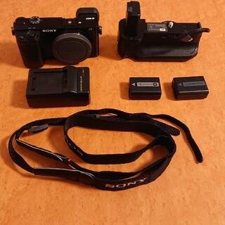 SONY - 【α6000】ILCE-6000 ソニー APS-Cミラーレスカメラ本体