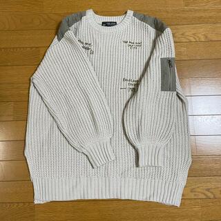 キューブシュガー(CUBE SUGAR)のcubesugarセーター(ニット/セーター)