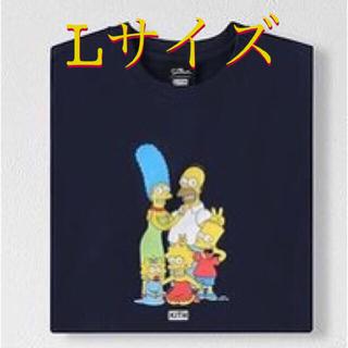 kith simpsons  コラボTシャツ