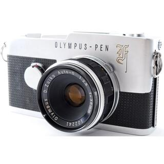 オリンパス(OLYMPUS)の#2338 ☆分解整備清掃品!!☆OLYMPUS PEN F 38mm F2.8(フィルムカメラ)