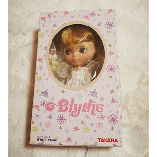 Takara Tomy - ブライス Blythe  ホワイトマジック