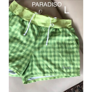 パラディーゾ(Paradiso)のパラディーゾ ショートパンツ L(ウェア)