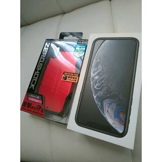 Apple - iPhone XR 64GB ブラック simフリー 美品