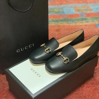 Gucci - GUCCIホースビット ローファー