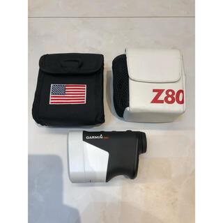 GARMIN - GARMIN ガーミン Z80 ゴルフ用レーザー距離計