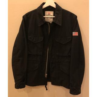 シュプリーム(Supreme)のSupreme alpha 別注 M-51 jacket  S(ミリタリージャケット)
