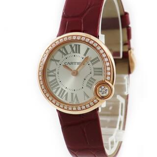 Cartier - カルティエ  バロン ブラン ドゥ カルティエ WJBL0005 クオー