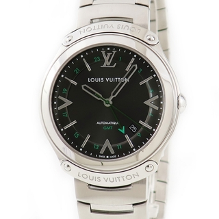 LOUIS VUITTON - ルイヴィトン  フィフティーファイブ Q6D30 自動巻き メンズ 腕時