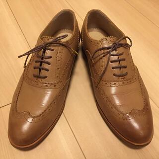 キャサリンハムネット(KATHARINE HAMNETT)のキャサリンハムネットロンドン  ドレスシューズ 23.5cm(ローファー/革靴)