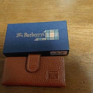 バーバリー(BURBERRY)のsss様専用  新品☆BURBERRYキーケース(キーケース)