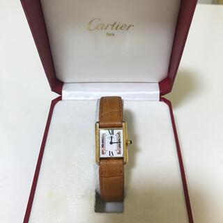 Cartier - cartier 腕時計 電池なし