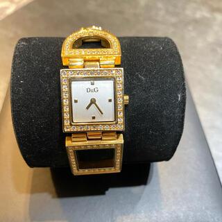D&G - D&G 腕時計 ゴールド