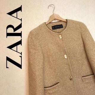 ZARA - ZARA ❁ ツイードジャケット