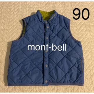 mont bell - mont-bell モンベル ダウンベスト 90 ノースフェイス パタゴニア
