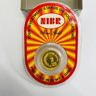 ゴールド 純金   コイン   インド製(その他)