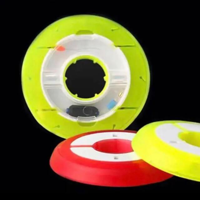 釣り用仕掛け巻きシリカゲル新品3個セット スポーツ/アウトドアのフィッシング(釣り糸/ライン)の商品写真