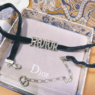 Dior - 箱 袋付き クリスチャンディオール  dior  ネックレス チョーカー