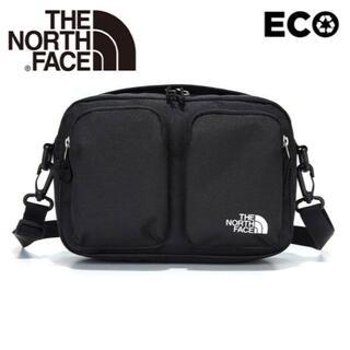 THE NORTH FACE - ノースフェイス クロスバッグ ショルダーバッグ 男女兼用 黒 K91