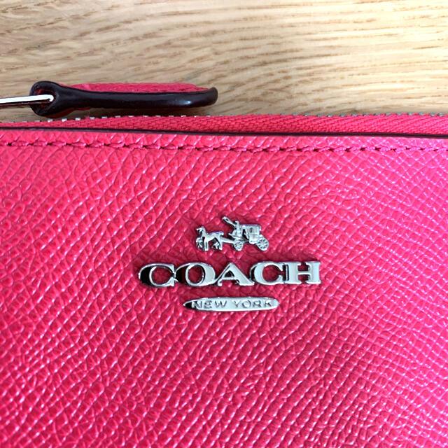 COACH(コーチ)のコーチ キーケース コインケース パスケース レディースのファッション小物(キーケース)の商品写真