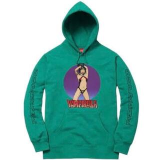 Supreme - Supreme Vampirella Hooded Sweatshirt