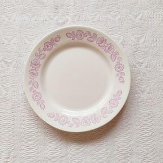 H.P.FRANCE - Soviet vintage plate❀ おばあちゃんのケーキプレート a
