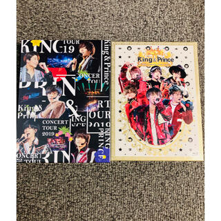 Johnny's - king & prince tour  Blu-ray 初回盤セット