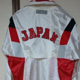 アシックス(asics)の日本代表ジャンバー(ナイロンジャケット)