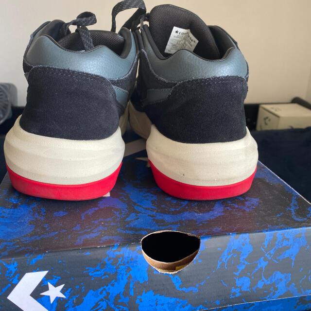 CONVERSE(コンバース)のCONVERSE MXWAVE EW - BLACK メンズの靴/シューズ(スニーカー)の商品写真