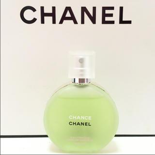 シャネル(CHANEL)のチャンスオーフレッシュヘアミスト残量9割(ヘアウォーター/ヘアミスト)