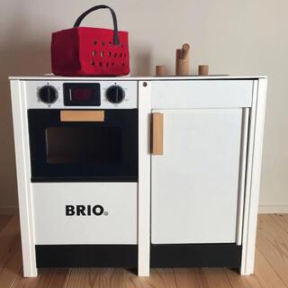 ブリオ(BRIO)のBRIO キッチンストーブ&シンク 31360(知育玩具)
