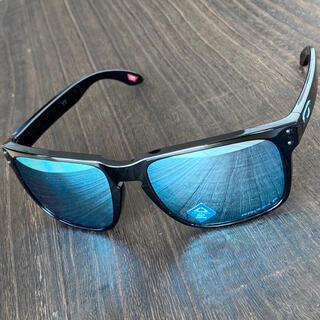 オークリー(Oakley)のオークリー ホルブルック 偏光 プリズム ディープウォーター サングラス 釣り(ウエア)