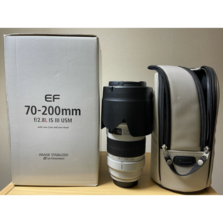 Canon - キャノン EF 70-200mm F2.8 L IS Ⅲ USM