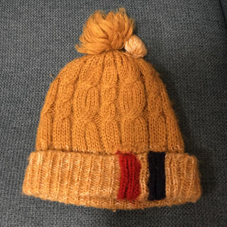 ラフ(rough)のrough ニット帽(ニット帽/ビーニー)