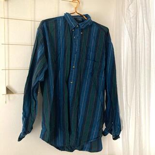 ノーティカ(NAUTICA)のused 古着 nautica ビッグシャツ(シャツ/ブラウス(長袖/七分))