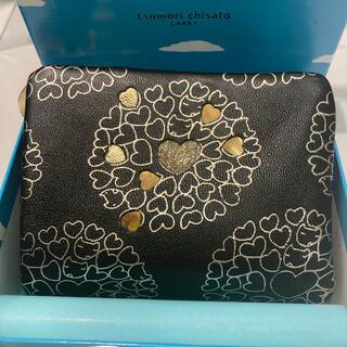 TSUMORI CHISATO - ツモリチサトキャリー 折財布 新品未使用