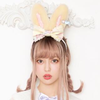 Angelic Pretty - angelic pretty moco moco bunnys カチューシャ