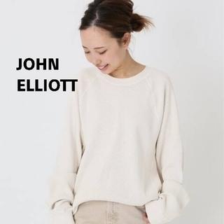 DEUXIEME CLASSE - 【JOHN ELLIOTT/ジョン エリオット】 サーマル★ホワイト