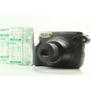 【美品】Fuji Fujifilm Instax 210 インスタント カメラ(フィルムカメラ)