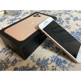 iPhone - iPhone8 ローズゴールド SIMフリー 64GB