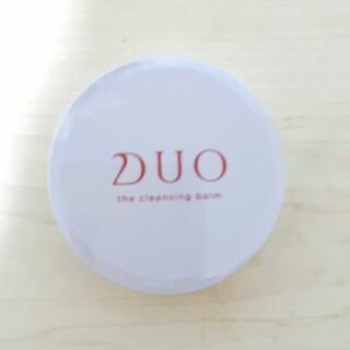 DUO デュオ クレンジングバーム 20g赤 お試しミニサイズ 毛穴・エイ