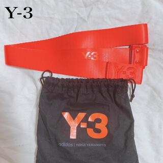 Y-3 - Y-3  ガチャベルト 美品 メンズ レディース