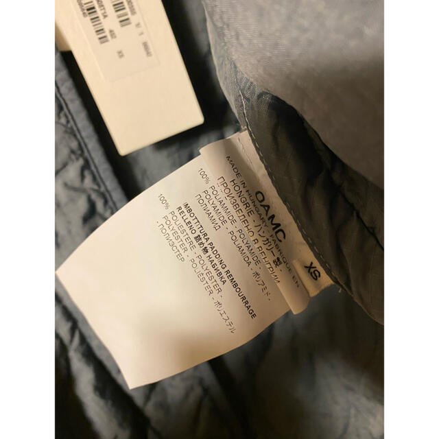 Jil Sander(ジルサンダー)のOAMC 20AW コンバットキルティングライナージャケット メンズのジャケット/アウター(ブルゾン)の商品写真